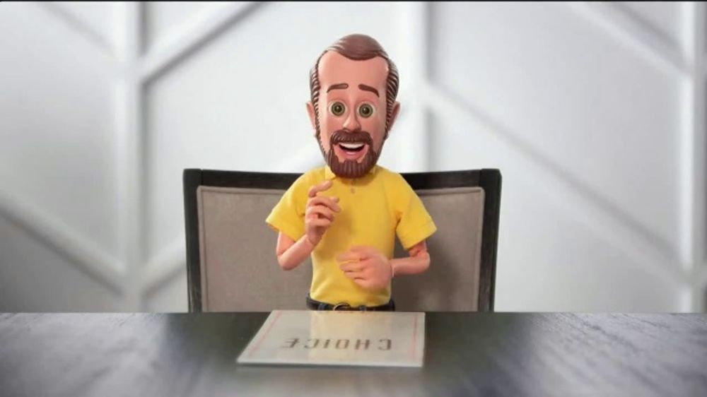 Bob's Discount Furniture TV Commercial, 'Menu: Dining Sets'