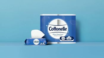 Cottonelle TV Spot, 'DownThereCare: Nightmare Schedule' - Thumbnail 6