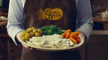 Cracker Barrel Old Country Store and Restaurant To-Go TV Spot, 'Home Favorites'