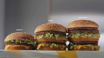 McDonald's Big Mac TV Spot, 'Three Sizes' - Thumbnail 5