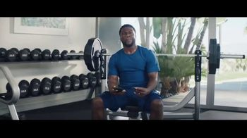 Chase Freedom Unlimited Card TV Spot, 'With Freedom Unlimited, You're Always Earning With Online Purchases' Featuring Kevin Hart