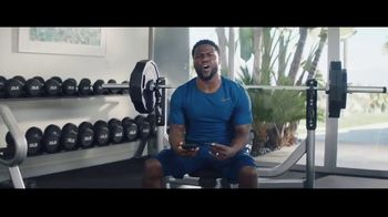 Chase Freedom Unlimited Card TV Spot, 'With Freedom Unlimited, You're Always Earning With Online Purchases' Featuring Kevin Hart - Thumbnail 2