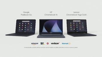 Google Chromebook TV Spot, 'Rustic Rental' - Thumbnail 10