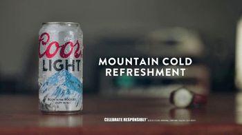 Coors Light TV Spot, 'Friday Night Power Naps' - Thumbnail 10