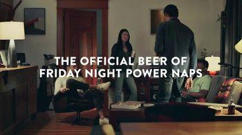 Coors Light TV Spot, 'Friday Night Power Naps' - Thumbnail 8
