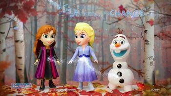 Frozen II Interactive Storytelling Figures TV Spot, 'Experience the Adventure' Song by Idina Menzel - Thumbnail 10