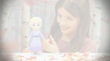 Frozen II Interactive Storytelling Figures TV Spot, 'Experience the Adventure' Song by Idina Menzel - Thumbnail 2