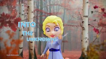 Frozen II Interactive Storytelling Figures TV Spot, 'Experience the Adventure' Song by Idina Menzel - Thumbnail 3