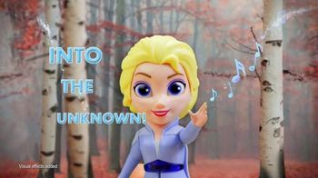 Frozen II Interactive Storytelling Figures TV Spot, 'Experience the Adventure' Song by Idina Menzel - Thumbnail 4