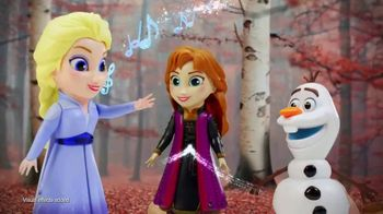 Frozen II Interactive Storytelling Figures TV Spot, 'Experience the Adventure' Song by Idina Menzel - Thumbnail 5