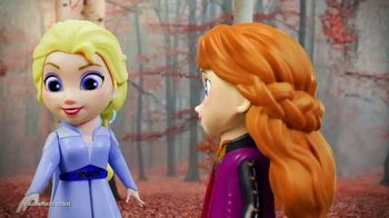 Frozen II Interactive Storytelling Figures TV Spot, 'Experience the Adventure' Song by Idina Menzel - Thumbnail 6