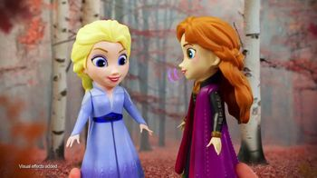 Frozen II Interactive Storytelling Figures TV Spot, 'Experience the Adventure' Song by Idina Menzel - Thumbnail 7