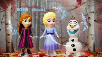 Frozen II Interactive Storytelling Figures TV Spot, 'Experience the Adventure' Song by Idina Menzel - Thumbnail 8