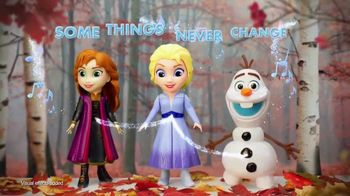 Frozen II Interactive Storytelling Figures TV Spot, 'Experience the Adventure' Song by Idina Menzel - Thumbnail 9