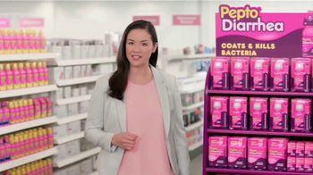 Pepto-Bismol Diarrhea TV Spot, 'Kills Bacteria' - Thumbnail 2