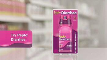 Pepto-Bismol Diarrhea TV Spot, 'Kills Bacteria' - Thumbnail 3