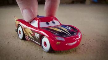 Disney Pixar Cars XRS Rocket Racing Super Loop Race Set TV Spot, 'Record Speeds' - Thumbnail 2