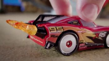 Disney Pixar Cars XRS Rocket Racing Super Loop Race Set TV Spot, 'Record Speeds' - Thumbnail 3