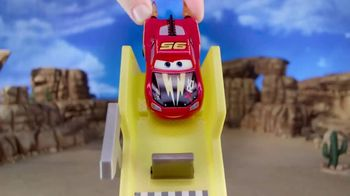 Disney Pixar Cars XRS Rocket Racing Super Loop Race Set TV Spot, 'Record Speeds' - Thumbnail 4