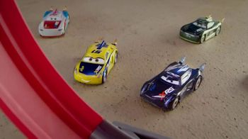 Disney Pixar Cars XRS Rocket Racing Super Loop Race Set TV Spot, 'Record Speeds' - Thumbnail 5