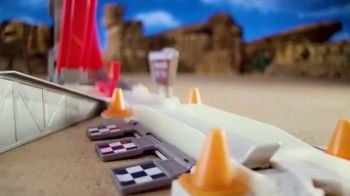 Disney Pixar Cars XRS Rocket Racing Super Loop Race Set TV Spot, 'Record Speeds' - Thumbnail 8