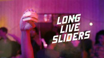 White Castle TV Spot, 'Long Live Sliders'