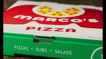 Marco's Specialty Pizza Bowls TV Spot, 'Pizza Lovers' - Thumbnail 1