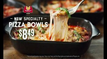 Marco's Specialty Pizza Bowls TV Spot, 'Pizza Lovers'