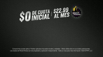 Planet Fitness PF Black Card TV Spot, 'Trae un amigo cada vez' [Spanish] - Thumbnail 7