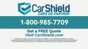 CarShield TV Spot, 'Avoid Expensive Repairs' - Thumbnail 8