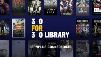 ESPN+ TV Spot, '30 for 30 Library: The Price of Gold' - Thumbnail 9