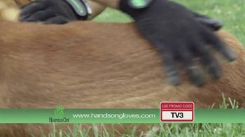 Hands On Gloves TV Spot, 'Flick of the Wrists' - Thumbnail 4