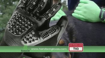Hands On Gloves TV Spot, 'Flick of the Wrists' - Thumbnail 5