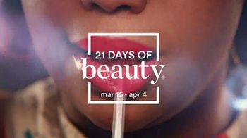 Ulta 21 Days of Beauty TV Spot, 'Daily Beauty Steals' Song by Kali J, Chris Prythm, PUSH.Audio - Thumbnail 6