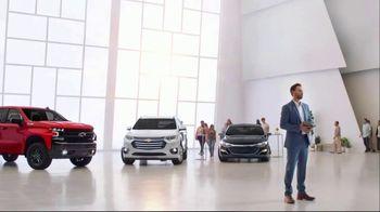 Chevrolet TV Spot, 'J.D. Power Quality Awards: Packed House' [T2] - Thumbnail 2