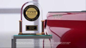 Chevrolet TV Spot, 'J.D. Power Quality Awards: Packed House' [T2] - Thumbnail 5