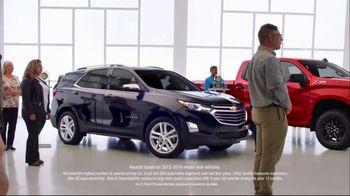 Chevrolet TV Spot, 'J.D. Power Quality Awards: Packed House' [T2] - Thumbnail 6