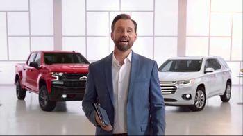 Chevrolet TV Spot, 'J.D. Power Quality Awards: Packed House' [T2] - 4 commercial airings
