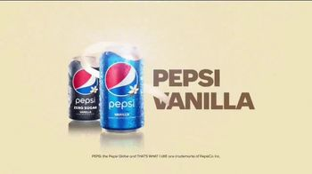 Pepsi Vanilla TV Spot, 'Dance Like Everyone is Watching' Song by The Weeknd - Thumbnail 10
