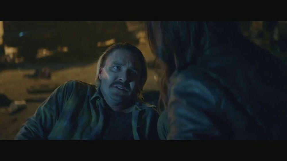 Quibi TV Commercial, 'Leave Me'