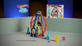 Hot Wheels Track Builder Unlimited TV Spot, 'Build and Boost' Featuring Tanner Fox - Thumbnail 8
