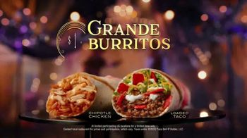 Taco Bell TV $1 Grande Burritos Spot, 'Two Acts of Flavor' Song by Ashe - Thumbnail 7