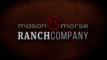 Mason & Morse Ranch Company TV Spot, 'We Live It to Know It: Matt Kampmeyer' - Thumbnail 1