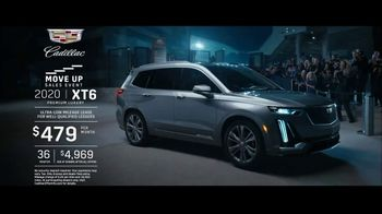 Cadillac Move Up Sales Event TV Spot, 'Crew Ready' Song by DJ Shadow Ft. Run the Jewels [T2] - Thumbnail 8