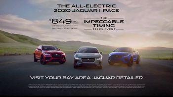 Jaguar Impeccable Timing Sales Event TV Spot, 'Electric Performance' [T2] - Thumbnail 9