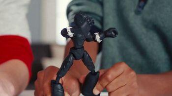 Marvel Spider-Man & Avengers Bend and Flex Figures TV Spot, 'Freeze' - Thumbnail 7