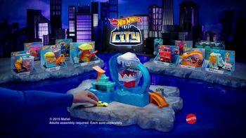 Hot Wheels City Color Shifter Shark Jump TV Spot, 'Robo-Shark Frenzy' - Thumbnail 10