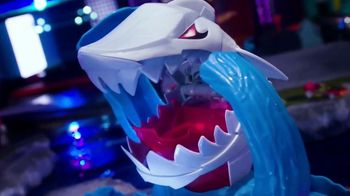Hot Wheels City Color Shifter Shark Jump TV Spot, 'Robo-Shark Frenzy'