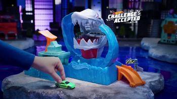 Hot Wheels City Color Shifter Shark Jump TV Spot, 'Robo-Shark Frenzy' - Thumbnail 5
