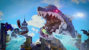 Hot Wheels City TV Spot, 'Robo-Shark Frenzy'